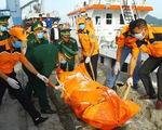 Xác định danh tính 3 thi thể ngư dân vụ tàu Nghệ An bị đâm chìm