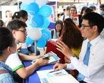 Gần 200 trường có mặt tại ngày hội tư vấn xét tuyển tại Hà Nội, TP.HCM