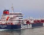 Iran bắt tàu chở dầu của Anh tại eo biển Hormuz