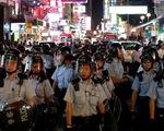 Rò rỉ thông tin cá nhân, con em cảnh sát Hong Kong bị đe dọa