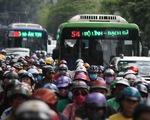 TP.HCM sắp triển khai hai tuyến có làn đường riêng cho xe buýt