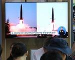 Vì sao Triều Tiên bất ngờ phóng 2 tên lửa tầm ngắn?