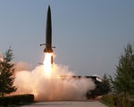 Tên lửa Triều Tiên là loại mới chưa từng thấy