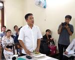 Ông Lê Linh nhập viện, phiên tòa