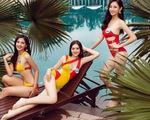 Nóng với bộ ảnh bikini của thí sinh Hoa hậu Thế giới Việt Nam