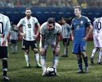 Đừng níu kéo, nếu Messi muốn giã từ đội tuyển Argentina