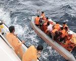 Hai lần lặn tìm 9 ngư dân Nghệ An mất tích bất thành