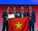 Bốn học sinh Việt đoạt huy chương vàng, bạc Olympic Hóa học quốc tế