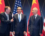 Đàm phán thương mại kết thúc sớm, Trung Quốc tố Mỹ xoay