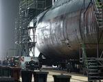 Tàu ngầm mới của Triều Tiên mang được 3 tên lửa đạn đạo xuyên lục địa?