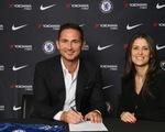 Lampard chính thức trở thành HLV trưởng của Chelsea