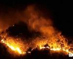 Nguy cơ cháy rừng ở miền Trung vẫn rất cao