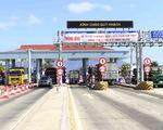 Tạm dừng 4 dự án BOT giao thông nếu không triển khai thu phí tự động