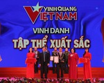 Cầu thủ Quang Hải, doanh nhân Johnathan Hạnh Nguyễn được vinh danh