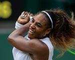 Nhẹ nhàng đánh bại Riske, Serena Williams vào bán kết Wimbledon 2019