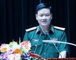 Bộ Quốc phòng đang làm các thủ tục xử lý kỷ luật đô đốc Nguyễn Văn Hiến