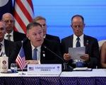 Ngoại trưởng Pompeo nói Mỹ không bắt Đông Nam Á phải chọn phe