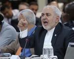 Căng thẳng leo thang, Mỹ trừng phạt ngoại trưởng Iran