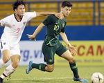 Thua U18 Úc 1-3, U18 Thái Lan sắp