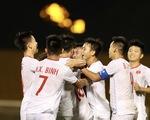 Bỏ lỡ gần chục cơ hội, U18 VN chỉ thắng U18 Singapore 3-0