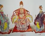 Trăm năm lưu lạc của bộ tranh quý Đại lễ phục triều Nguyễn