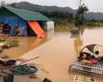 Tìm thấy thi thể nạn nhân bị lũ cuốn trôi tại sông Đồng Nai