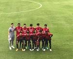 Để thủng lưới 2 bàn, Văn Lâm vẫn được chấm điểm cao nhất ở Muangthong United