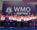 Học sinh TP.HCM giành 12 huy chương thi toán quốc tế WMO 2019