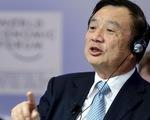 Ông chủ Huawei thừa nhận đang ở tình cảnh