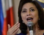 Phó tổng thống Philippines: Dân đang sợ tổng thống