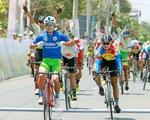 16 cuarơ không về đích ở chặng 2 Cuộc đua xe đạp ĐBSCL 2019