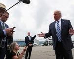 Rời Nhà Trắng đi nghỉ hè 1 tuần, ông Trump vẫn