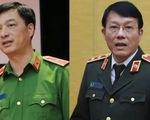 Công bố quyết định bổ nhiệm 2 thứ trưởng Bộ Công an