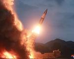 Sau tuyên bố không đàm phán, Triều Tiên lại phóng 2