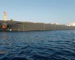 Mỹ ra lệnh bắt siêu tàu dầu Iran sau khi Anh vừa thả