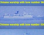 Tàu chiến Trung Quốc ra vào biển Philippines như ao nhà