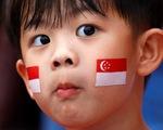 Nhà nghèo ở Singapore được cho tiền để con cái đi học