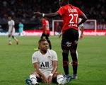 """""""Pele mới"""" tịt ngòi, PSG ngã ngựa ở Ligue 1"""