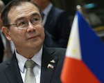 Philippines chính thức phản đối tàu chiến Trung Quốc xâm phạm EEZ