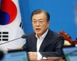 Tổng thống Moon Jae In nổi giận: