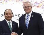 Thủ tướng Scott Morrison: Quan hệ Việt - Úc đang vững chắc chưa từng thấy