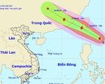 Bão gần Biển Đông hướng về Đài Loan, Trung Bộ mưa lớn đến 25-8
