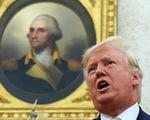 Ông Trump phản pháo đòn thuế Trung Quốc:
