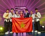 Quyền taekwondo VN giành 4 HCV tại World Cup 2019
