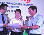 15 năm, hơn 1.700 tân sinh viên Quảng Nam- Đà Nẵng được tiếp sức đến trường