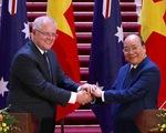 Việt Nam, Úc quan ngại sâu sắc tình hình Biển Đông, hợp tác sâu về quốc phòng