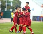 Việt Nam gây bất ngờ hạ Nga 2-0 ở Giải U15 quốc tế 2019