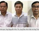 Đề nghị truy tố ông Nguyễn Hữu Tín vụ giao đất cho công ty của Vũ