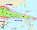 Bão sắp vào biển Đông, Nam Bộ gia tăng mưa dông