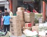 Bánh trung thu không rõ nguồn gốc theo xe khách đổ bộ Hà Nội